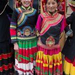 Yunannese women.