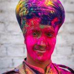 Psychedelic Sikh