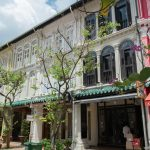 Shophouses in Duxton Hill
