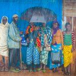 Caught in the Rain!  Chencha, Ethiopia