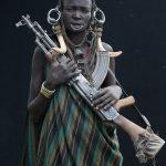 Mursi Tribe.