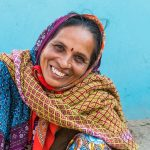 Woman from Mandvi in Kutch