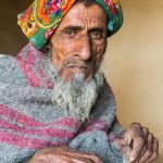 Grandfather from the Pathan tribe in the Kutch region of Gujarat