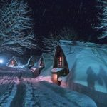 Beech Meadows cottages in Nabekura