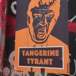 Tangerine Tyrant...how appropriate!