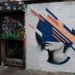 Buxton Street street art