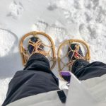 Traditional snow shoes (kanjiki)