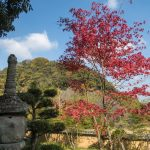 Kunisaki Stupa at Makiodo Temple