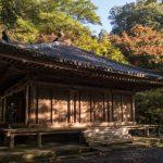 Morning light, Fukiji Temple