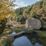 Fudo Myou rock carving, Tennen-ji Temple