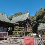 Kunimi-machi-imi Shinto temple, Kunimi