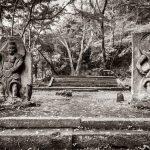 Nio Statues at Kyu-sento-ji, Kunisaki.