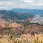 Hiking up Yufudake, in Bungo-Taketa, Kyushu