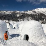 snow dome village, Kamakura