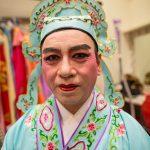 Thau Yong Opera Troupe Performer.