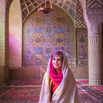 Pink Mosque, Shiraz.