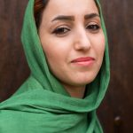 Woman from Yazd