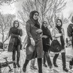 Modern Iran Striding Forward.