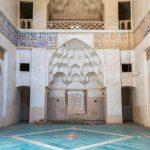Tomb of Sufi Muslim Sheikh Abdoulsamad Natanzi in Natanz.