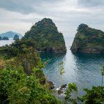 Overlooking Suruga Bay