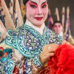 Lead performer, Lao Sai Tao Yuan Teochew Opera.