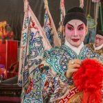 Lao Sai Tao Yuan Opera Troupe Performers , Singapore