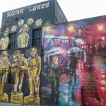 Street art, Camden