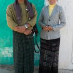 Our local Burmese guide, Aung on the left