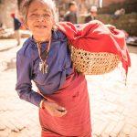 Nepali Woman.