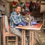 Tailor in Bandipur