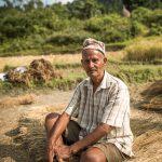 Nepali Farmer.