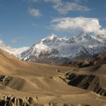 Tiri and the Himalayan mountains