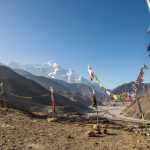 Prayer Flags in Kagbeni