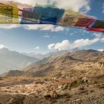 Prayer Flags in Muktinath