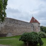 Limestone fortifications built during the Livonian Wars (1558-83)