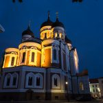 Blue hour, Alexander Nevsky Cathedral