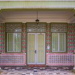 Petain Road Shophouse with Dutch colonial tiles