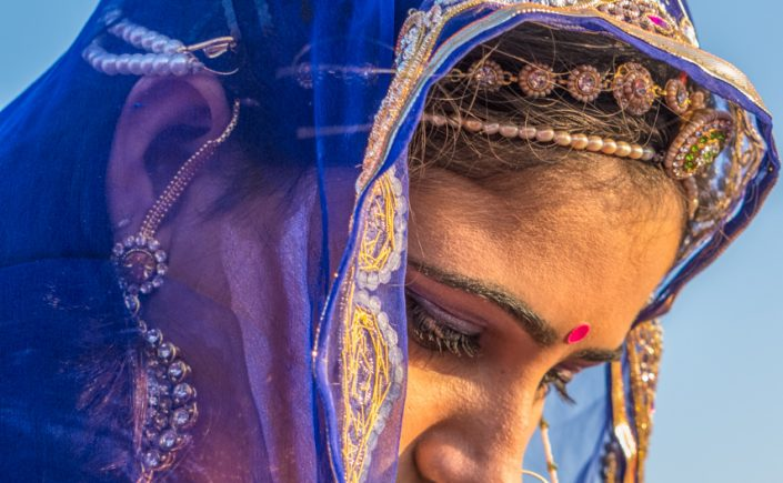 Bikaner Beauty at the Bikaner Camel Festival