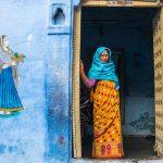 Blue City, Jodphur, India