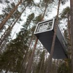 The Tree Hotel in Swedish Lapland