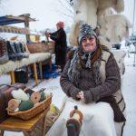 Jokkmokk Winter Market Vendor