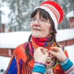 Sami Grandmother, Jokkmokk