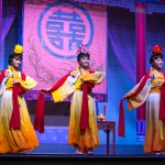 Thau Yong Opera Troupe performers