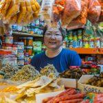 Dried Goods Vendor, Tiong Bahru Market