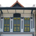 Emerald HIll Shophouse windows