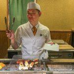 Japanese chef, Niseko