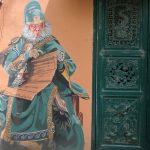 Street art, Georgetown, Penang