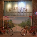 Bicycles at Wheelers Yard, Singapore