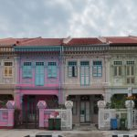 Koon Seng Road  Colourful Shophouses