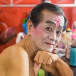 Chinese Opera Performer, Wang Si Mei Hokkien Opera troupe
